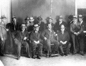 مافیا در سال 1928