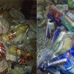 بسته های بهداشتی و غذایی