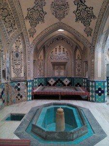 حمام تاریخی سلطان امیراحمد