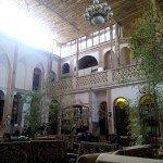 رستوران خانه تاریخی عباسیان