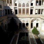 خانه ی تاریخی عباسیان