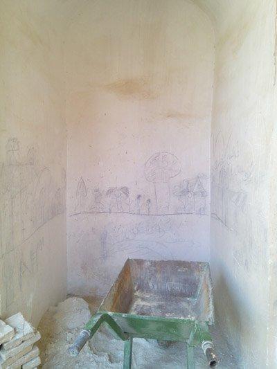 تخریب آثار باستانی