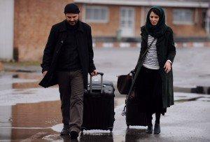 علی مصفا و لیلا حاتمی در دنیای تو ساعت چند است