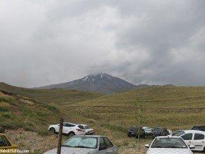 قله دماوند - یال جنوبی کوه دماوند