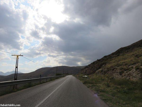 جاده رینه به پلور
