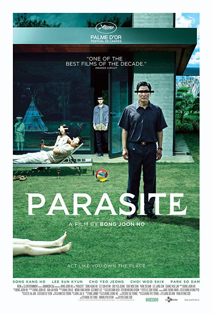 فیلم کرهای Parasite انگل