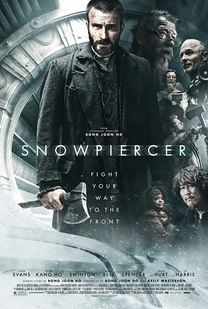 فیلم برف شکن - Snowpiercer