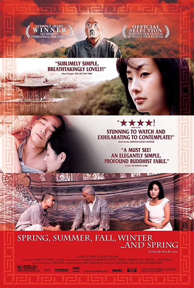 فیلم کرهای بهار، تابستان، پاییز، زمستان و ... بهار-  Spring, Summer, Fall, Winter... and Spring