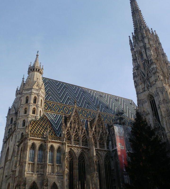 کلیسای جامع سنت اشتفان وین - St. Stephen's Cathedral, Vienna