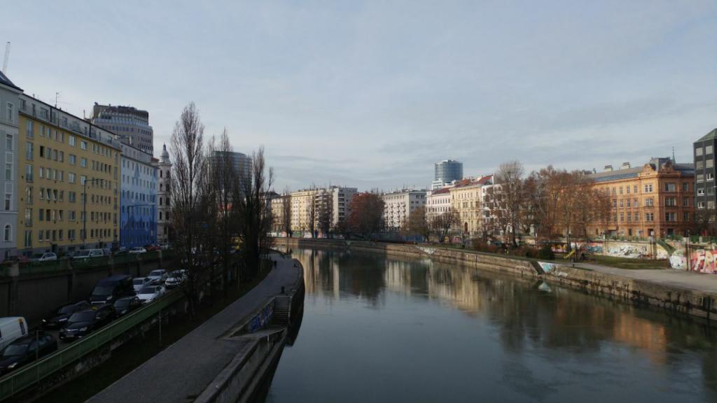 رودخونه دانوب وین