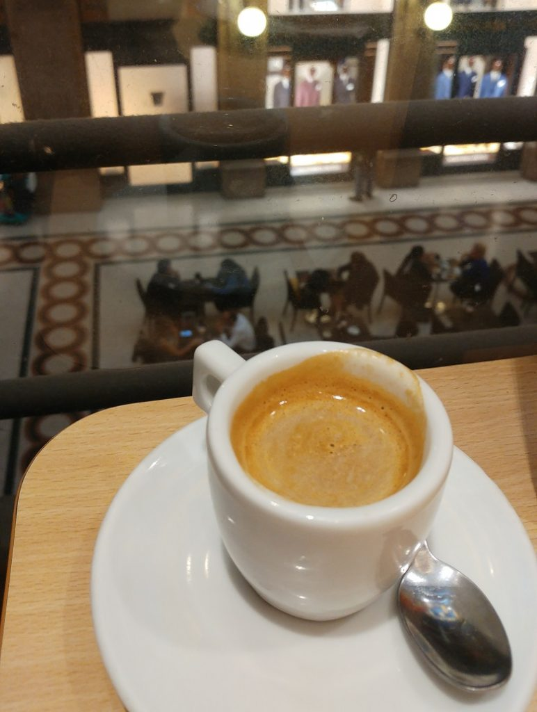 قهوه اسپرسو ایتالیا