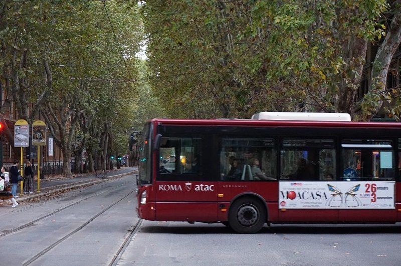 راهنمای سفر به رُم (حمل و نقل فرودگاه و داخل شهری)
