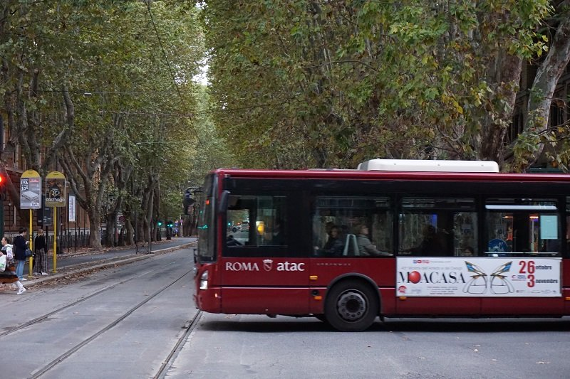 اتوبوس رُم ایتالیا