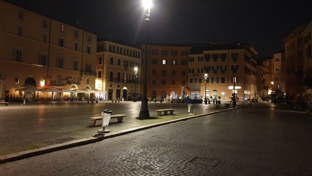 میدان ناوونا رُم - Piazza Navona