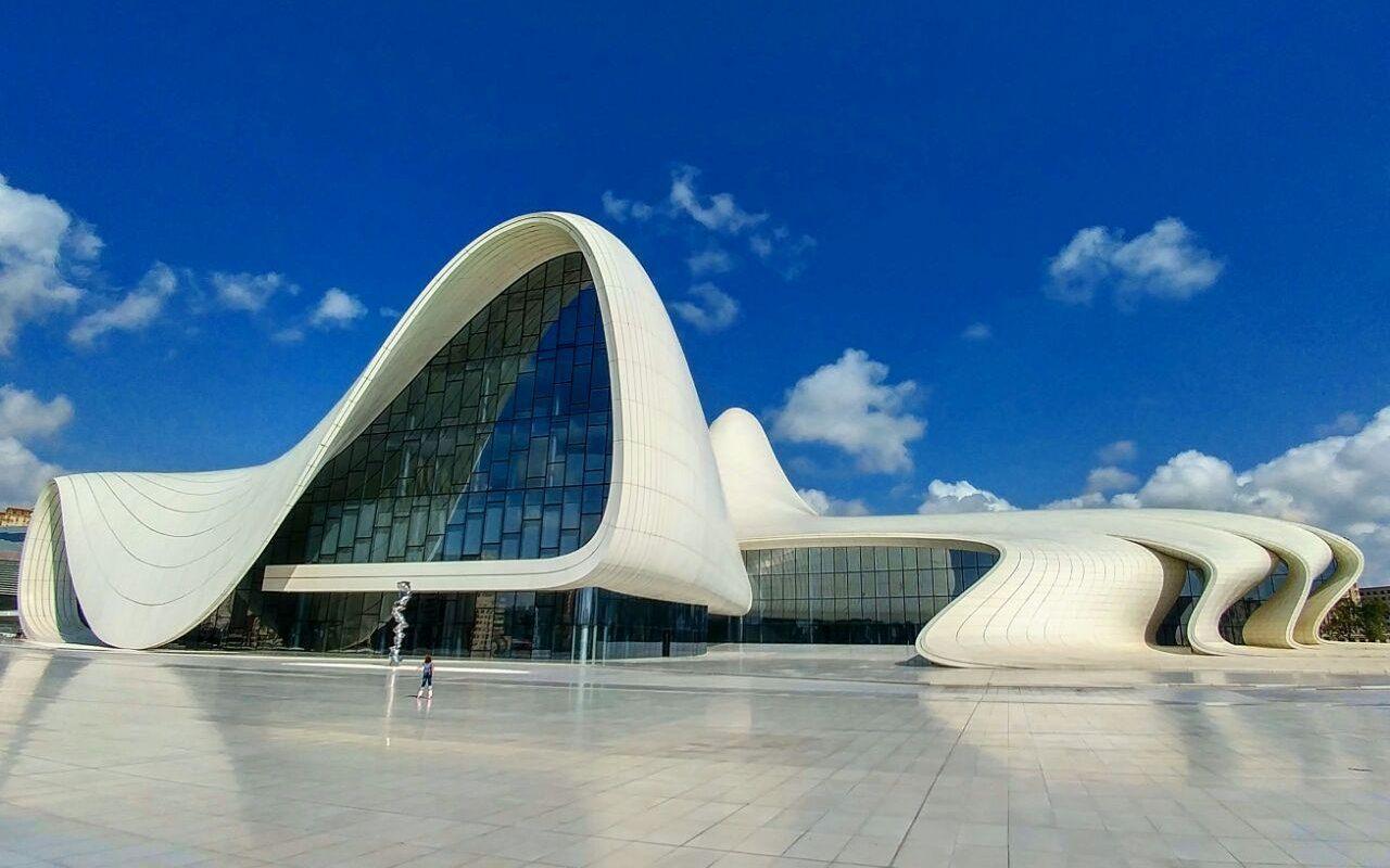 موزه حیدر علیف