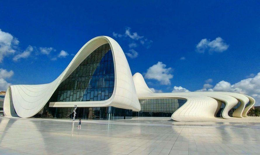 سفر به باکو آذربایجان