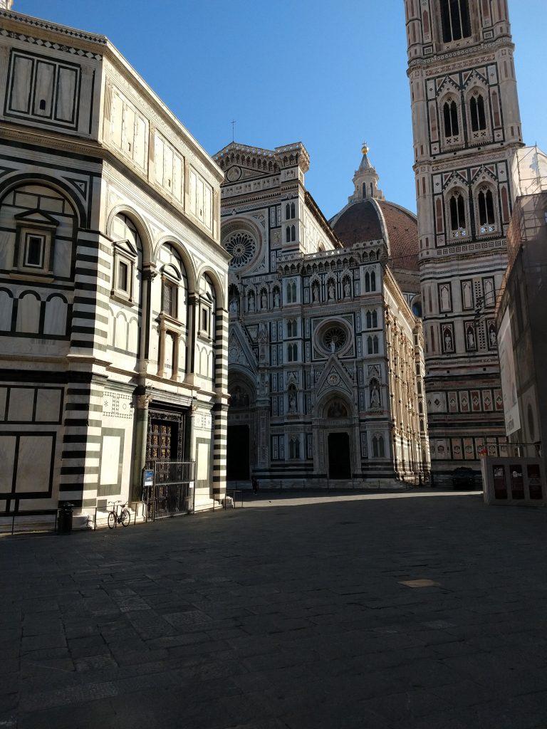 کلیسای جامع سانتا ماریا دل فیوره - Florence Cathedral