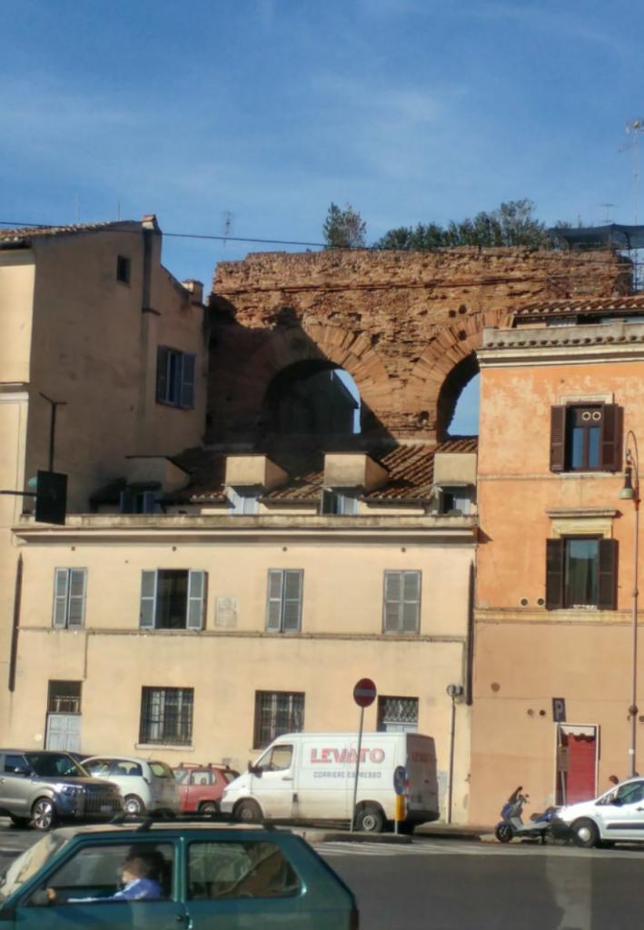 آثار باستانی شهر رُم