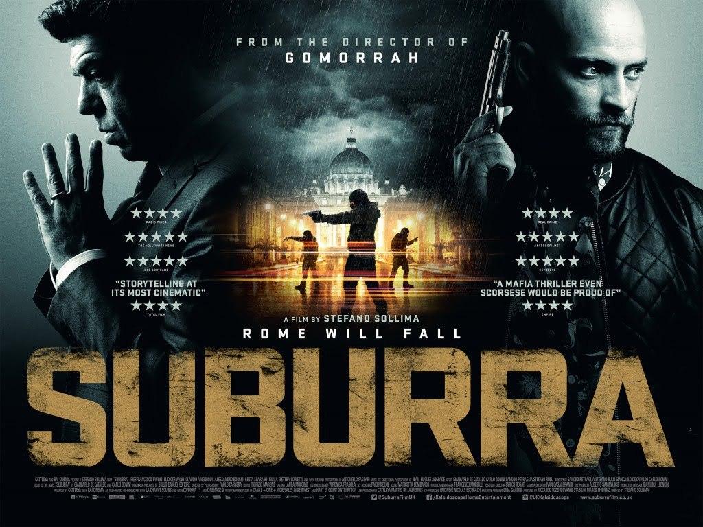 فیلم Suburra سوبورا