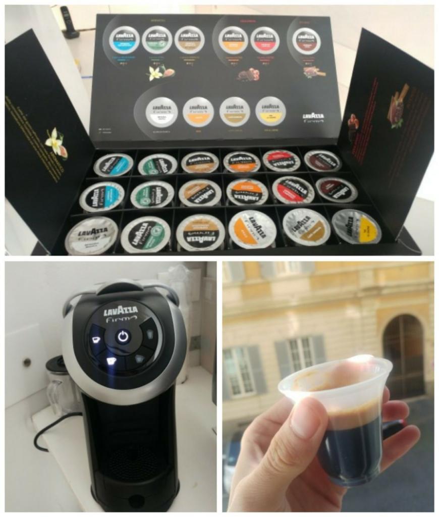 قهوه ساز خانگی لاواتزا Lavazza