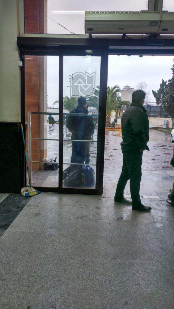 قاچاقچیهای لب مرز ایران آذربایجان