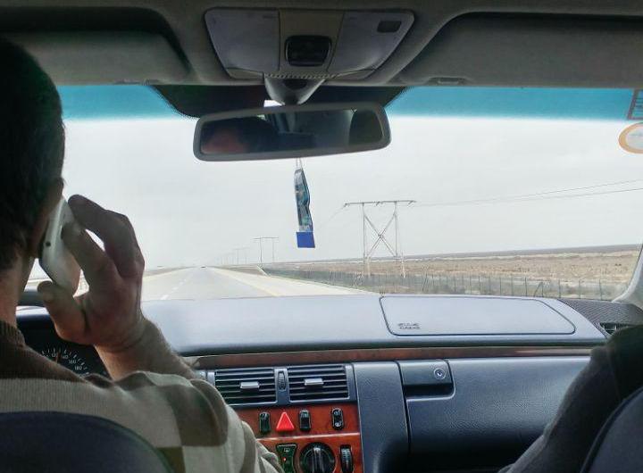 سفر زمینی به باکو آذربایجان