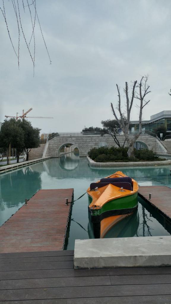 ونیز کوچک در باکو آذربایجان