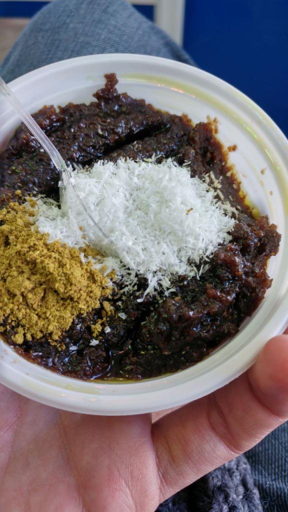 حلوای سیاه سوغات اردبیل