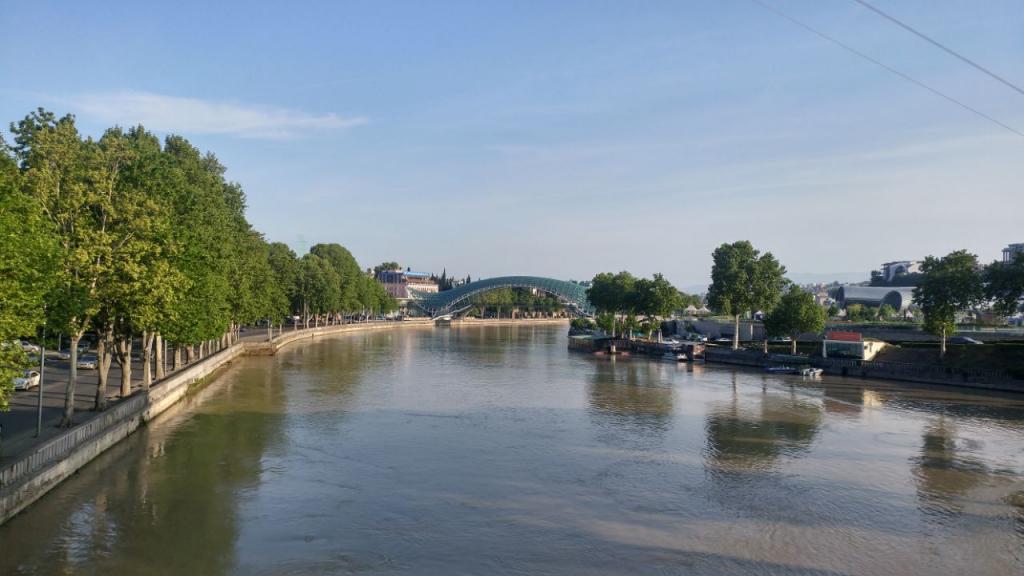 رودخونه تفلیس