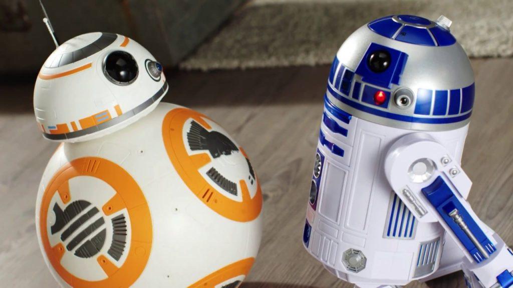 رباتهای جنگ ستارگان Star wars