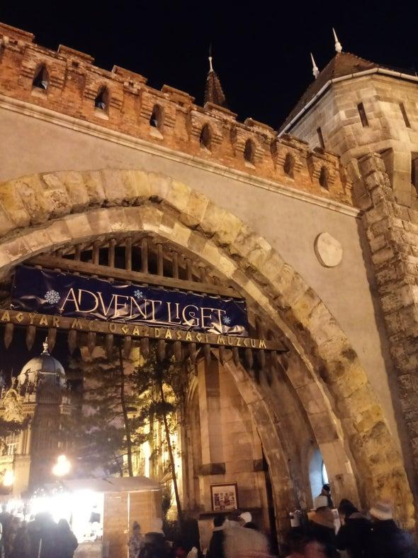قلعه Vajdahunyad vára بوداپست - Vajdahunyad Castle
