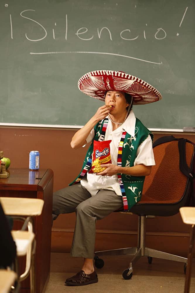 شخصیت Chang معلم زبان اسپانیایی Community