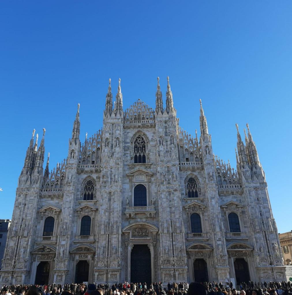 کلیسای جامع میلان یا کلیسای دومو -  Duomo di Milano