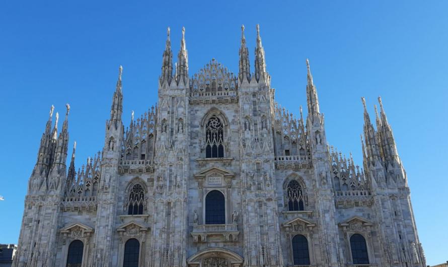 سفر به میلان ایتالیا