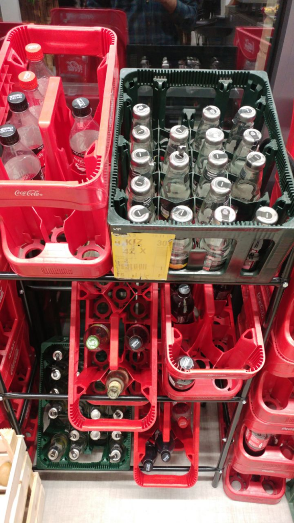 بازیافت شیشه در آلمان
