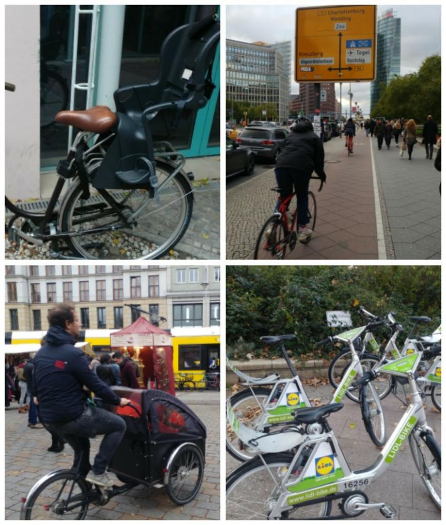 فرهنگ دوچرخه سواری در برلین آلمان