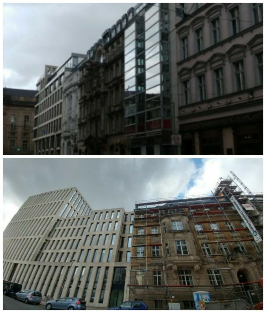 معماری ساختمانهای برلین آلمان
