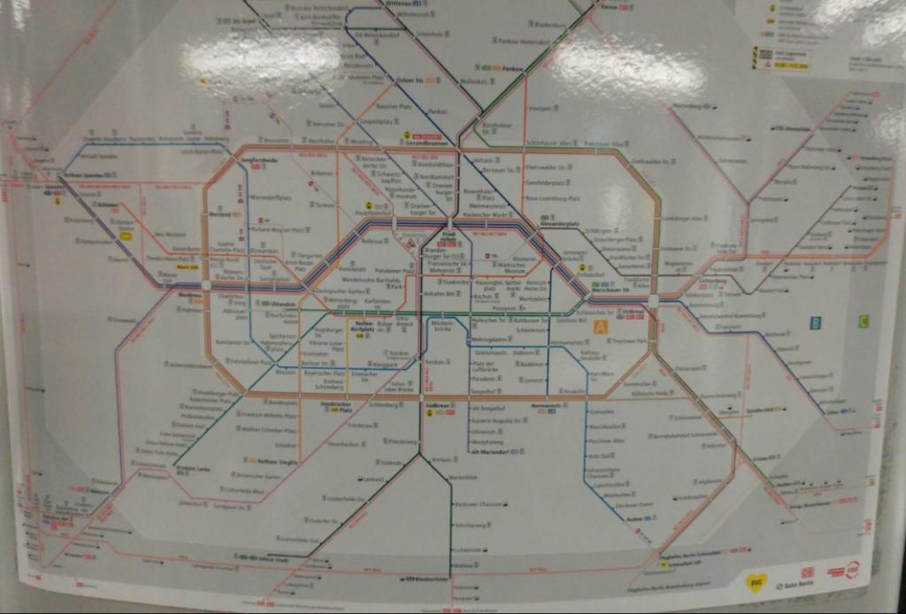 مترو برلین