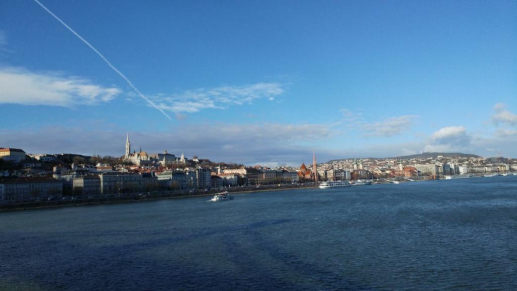 رودخانه دانوب بوداپست