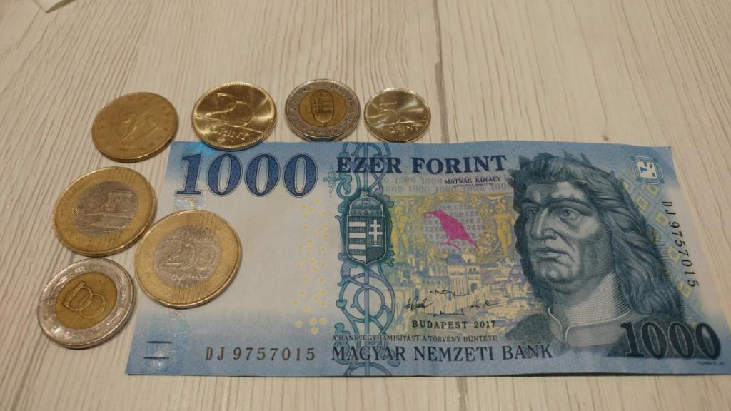 واحد پول مجارستان فُرینت Forint