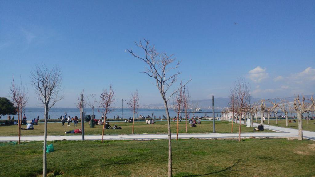 پارک ساحلی ازمیر