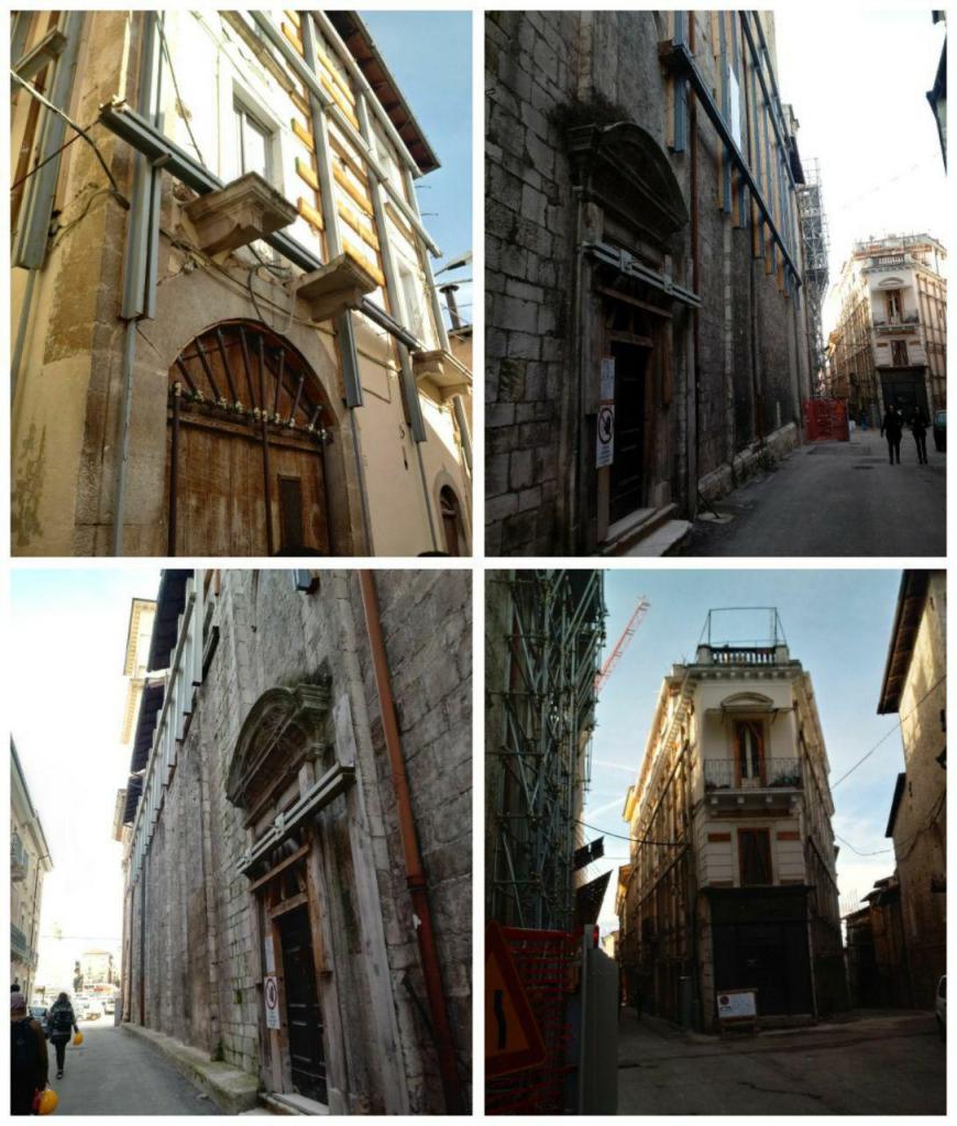 زلزله لاکوئیلا ایتالیا